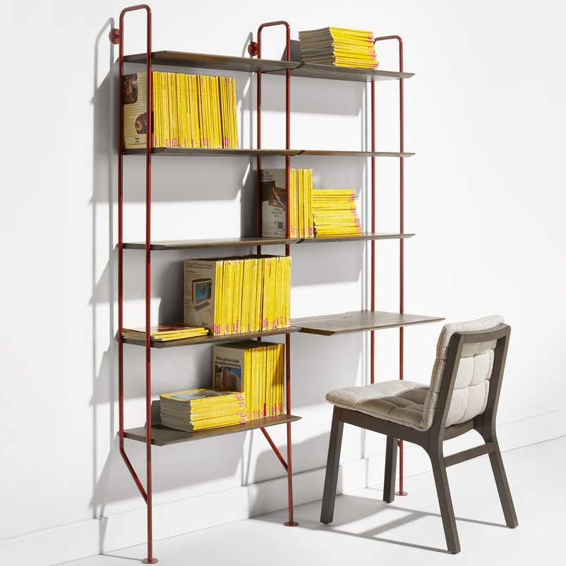 Hitch Bookcase