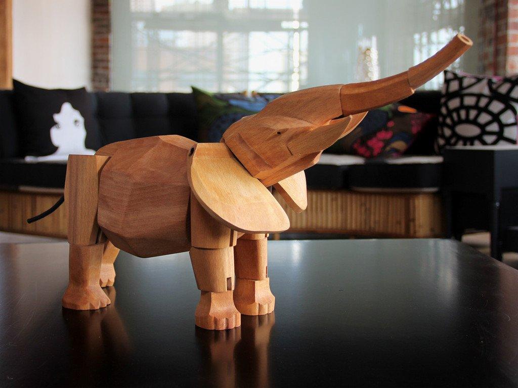 Wooden Hattie
