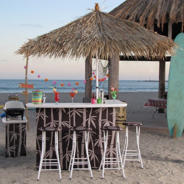 Portable Tiki Bar