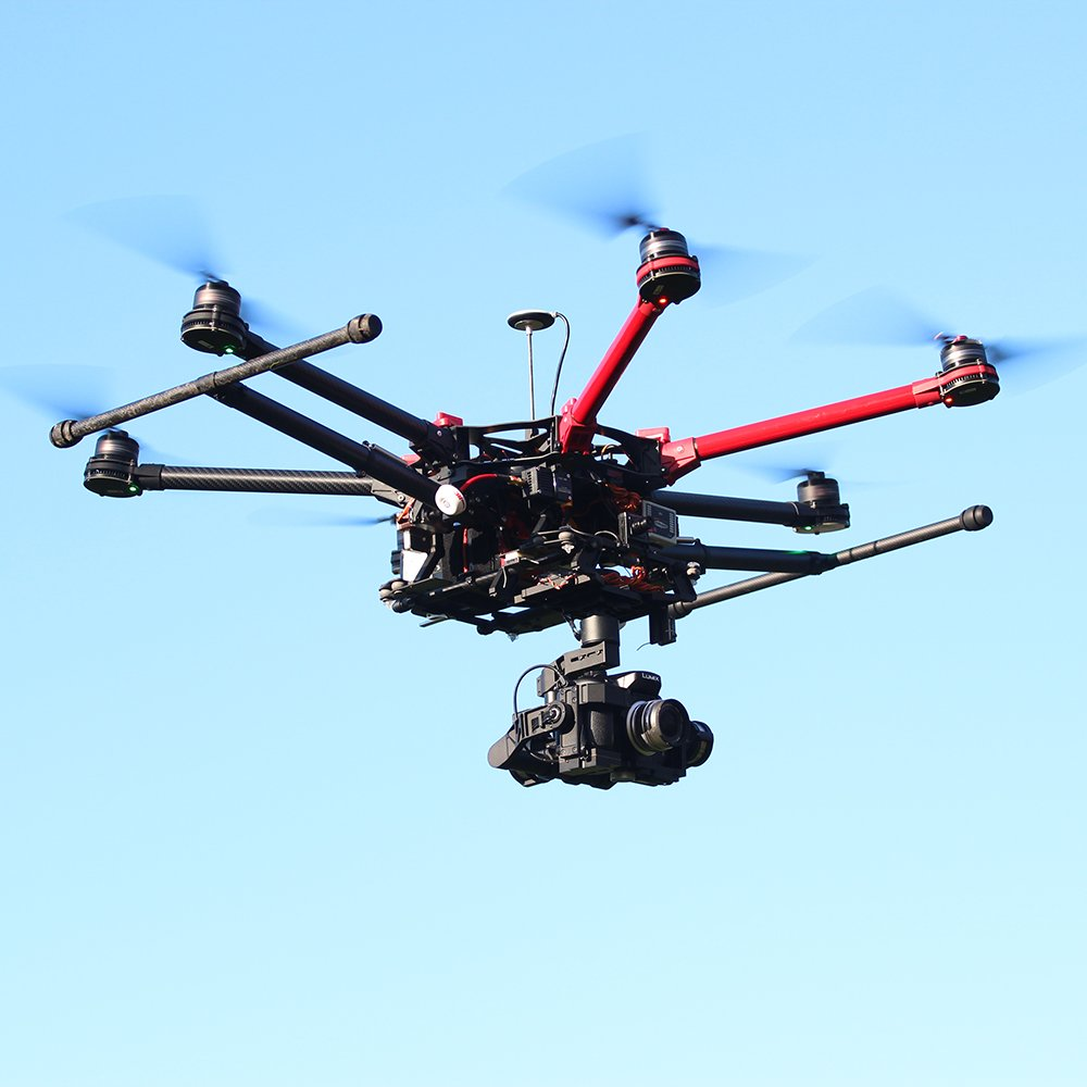 Spreading Wings S900 Hexacopter