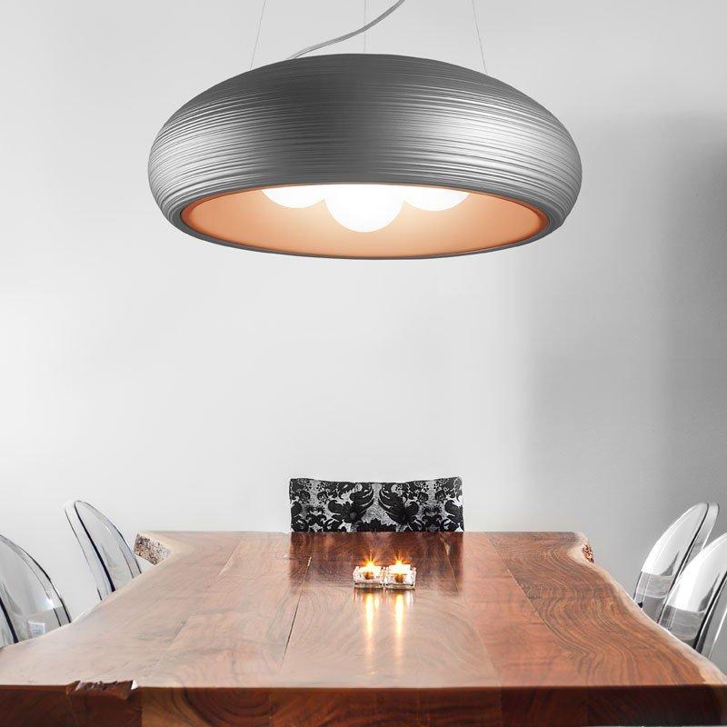 Oscar Suspension Lamp by Gibas