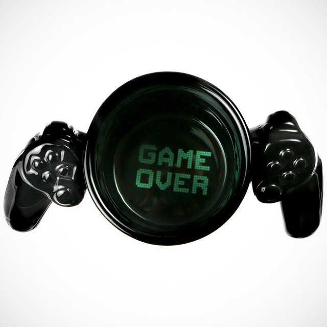 The Game Over Mug