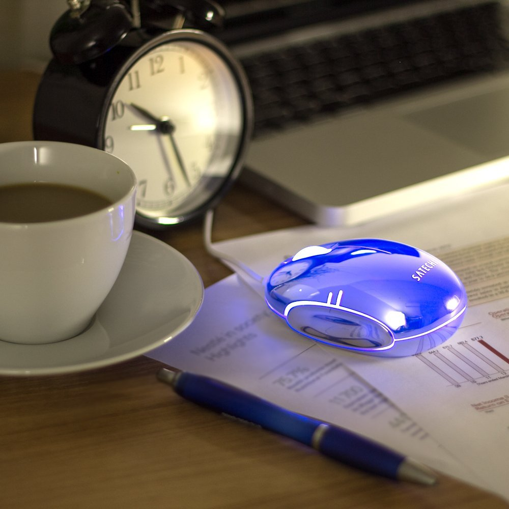 Satechi Spectrum Wired Optical Mouse