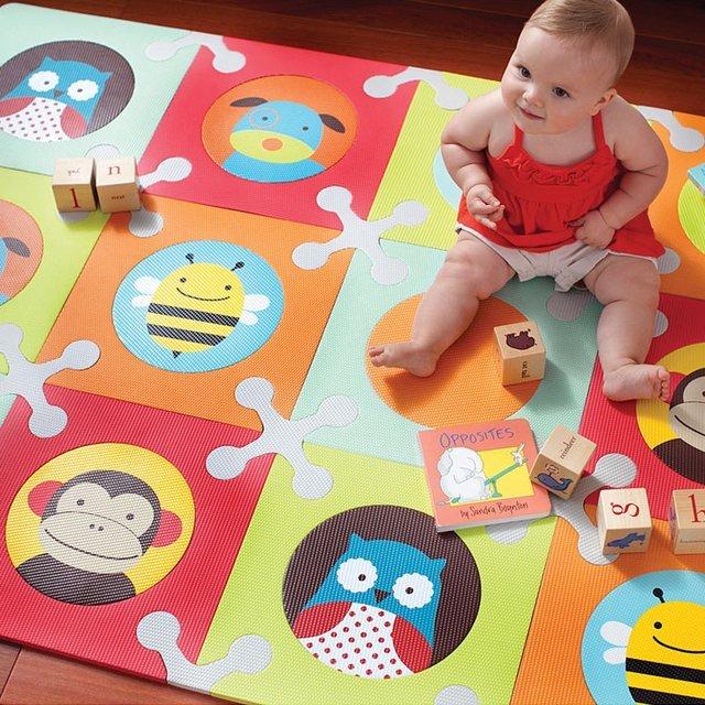 Playspot Zoo Foam Floor Tiles 187 Petagadget