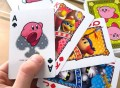 Kirby Playing Cards