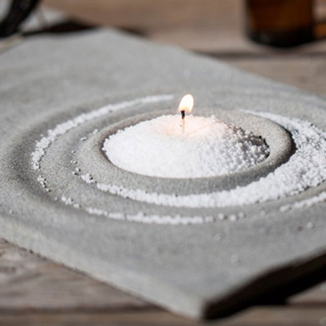 Serenity Candle Box