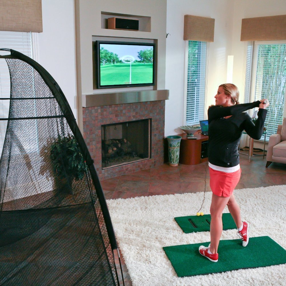 Optishot 2 Home Golf Simulator