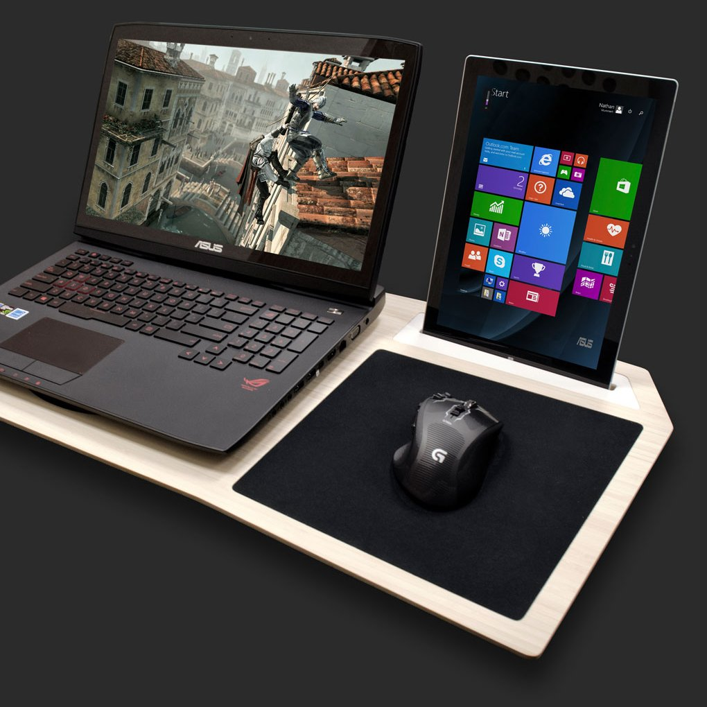 Hover X Ultimate Gamer's LapDesk