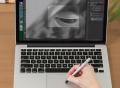 Inklet Trackpad Sketch System