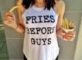Fries Before Guys Tank