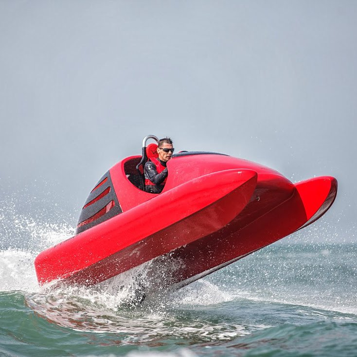 Wavekat P70 Personal Watercraft