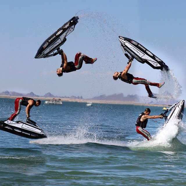 Rickter Freestyle Jet-Ski