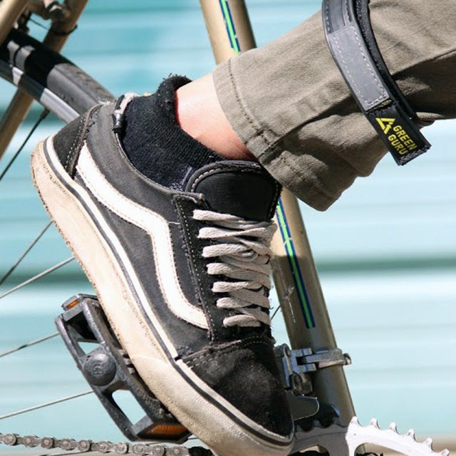 Narrow Bicycle Ankle Strap