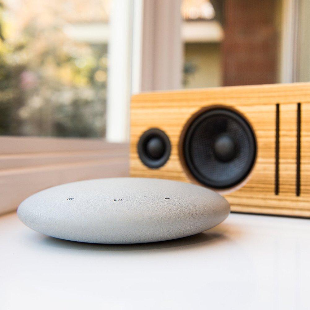 Cobblestone Wi-Fi Music Receiver by MÜZO