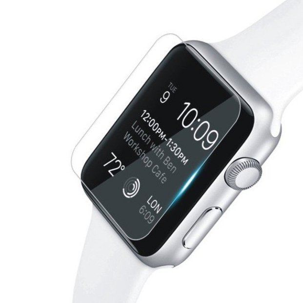 Apple Watch 2.5D Tempered Glass Film