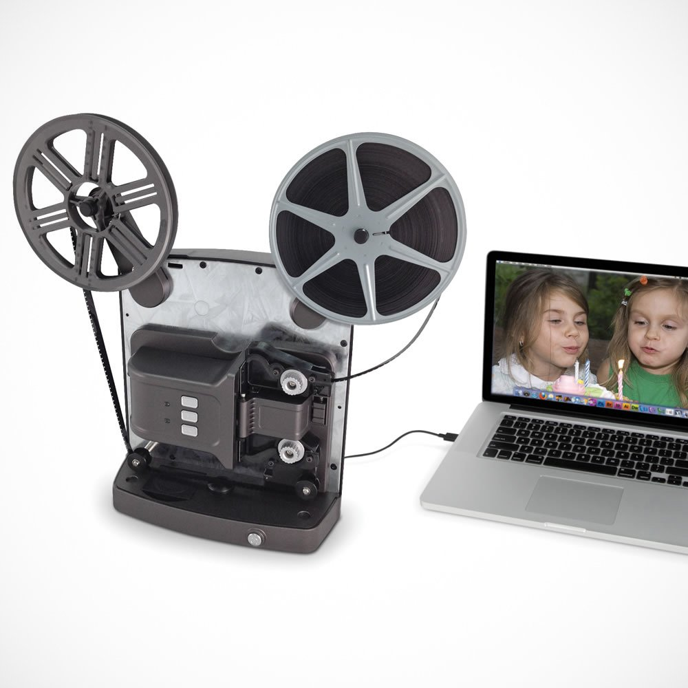 Super 8 To Digital Video Converter