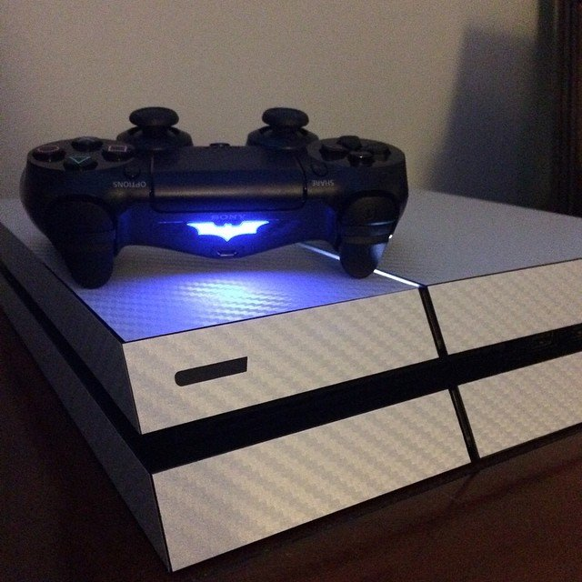 Dualshock 4 Light Bar Series Wrap/Skin
