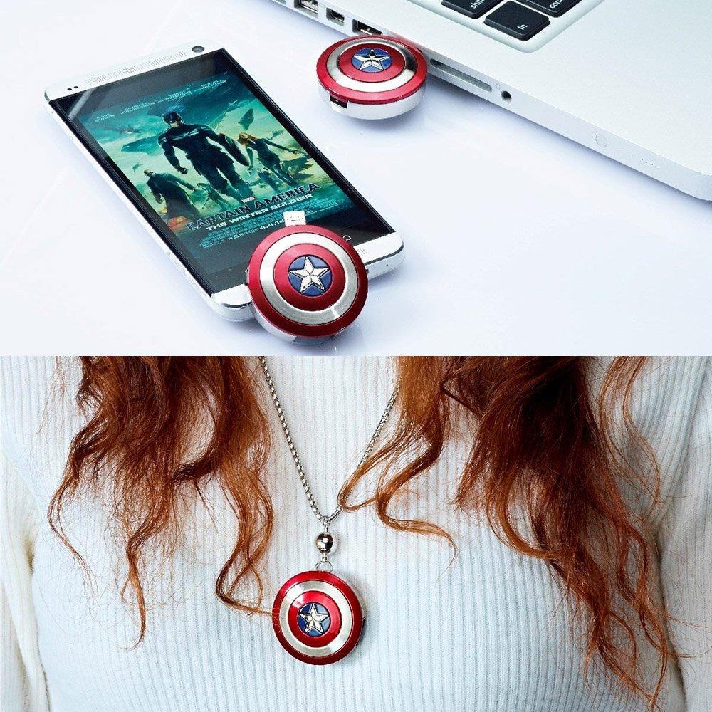 Captain America Shield USB Stick