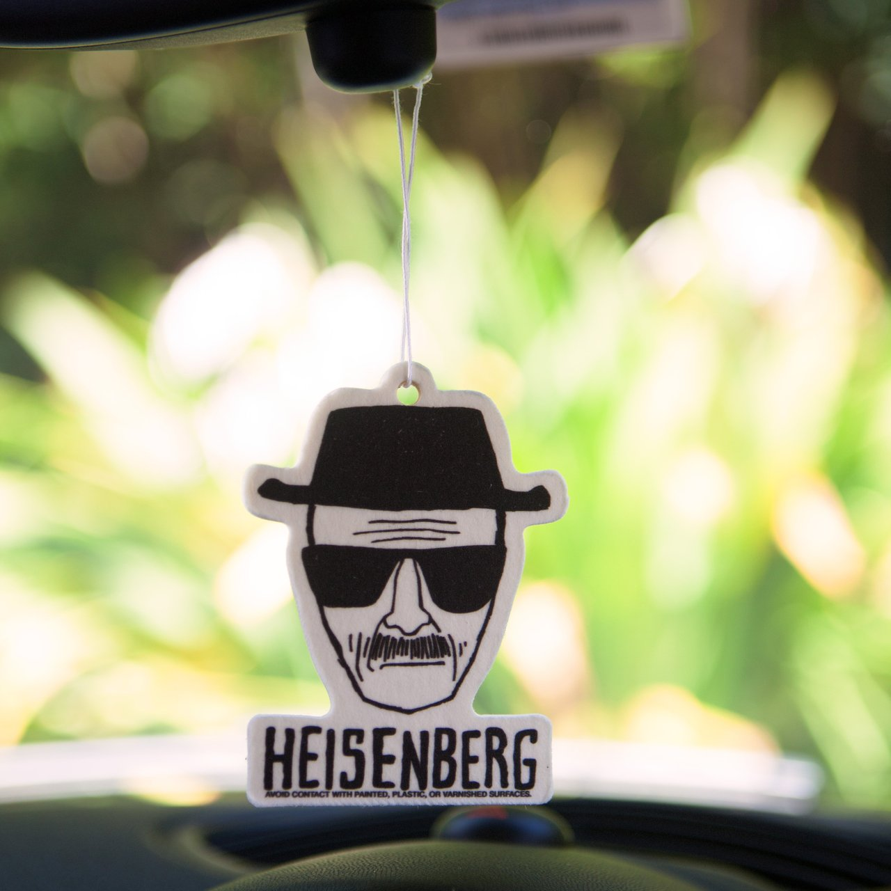 Breaking Bad Hiesenberg Air Freshener