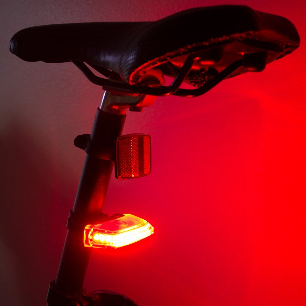 Satechi RideMate USB Rechargeable Bicycle Taillight