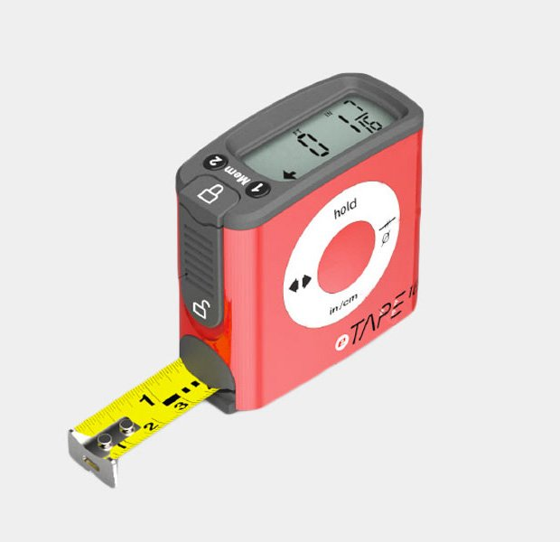 Digital Measuring Tape by eTAPE16
