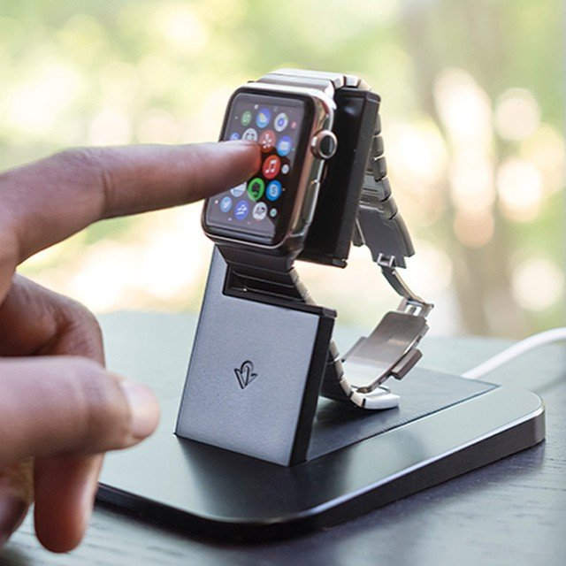 HiRise Dock for Apple Watch by Twelve South