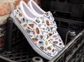 Jax Junk Food Sneakers by Radii