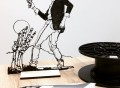 Portable 3D Stereoscopic Printing Pen