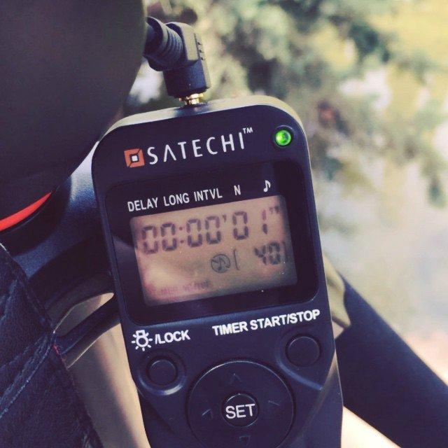 Satechi MTR-C Timer Remote Control