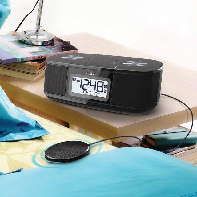TimeShaker Micro Alarm Clock