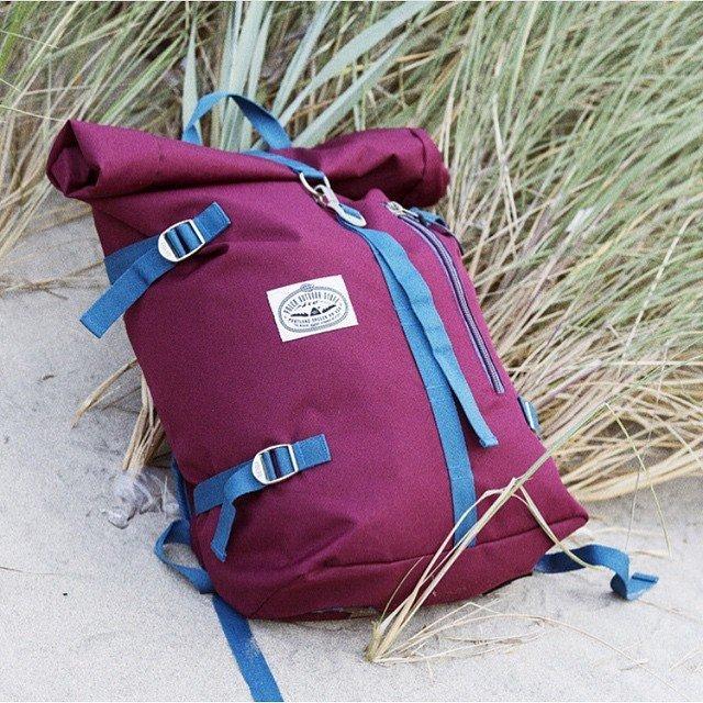 Rolltop Backpack by Poler