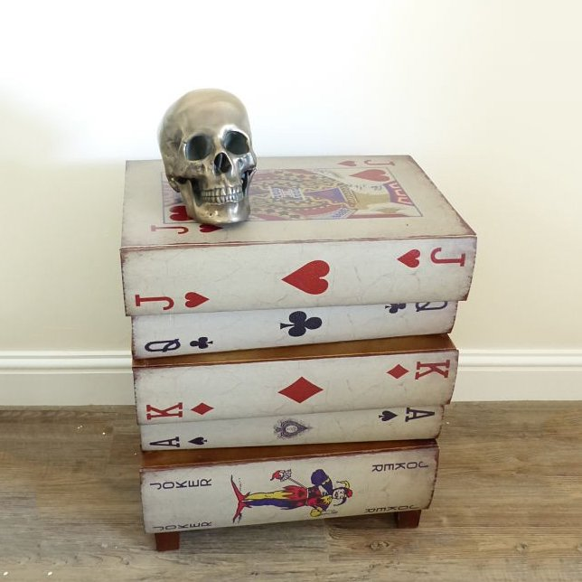 Playing Cards Cabinet