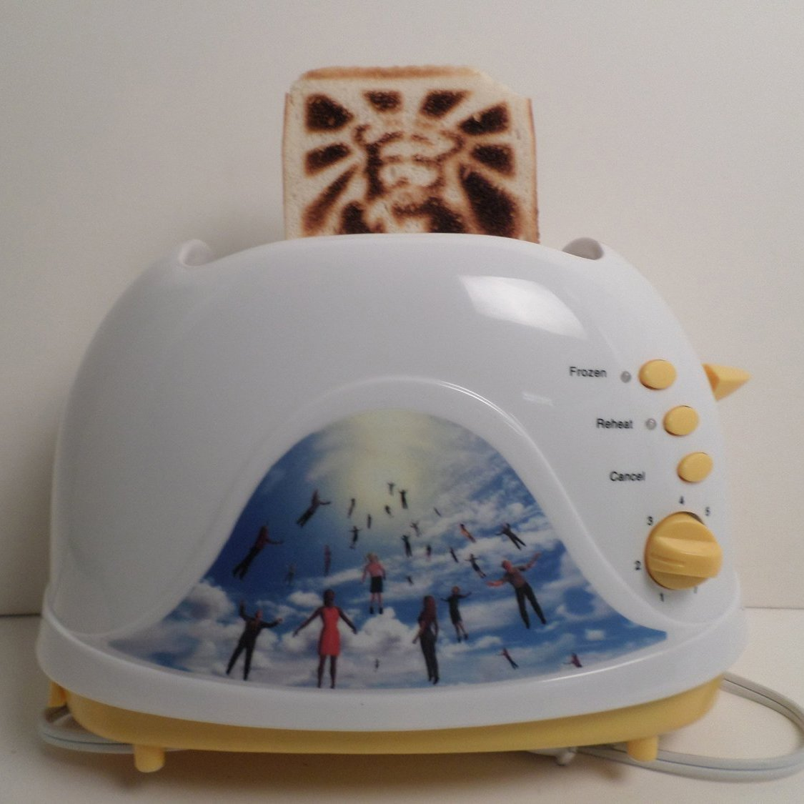 The Jesus Rapture Toaster