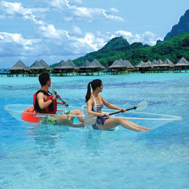 Transparent Canoe Kayak