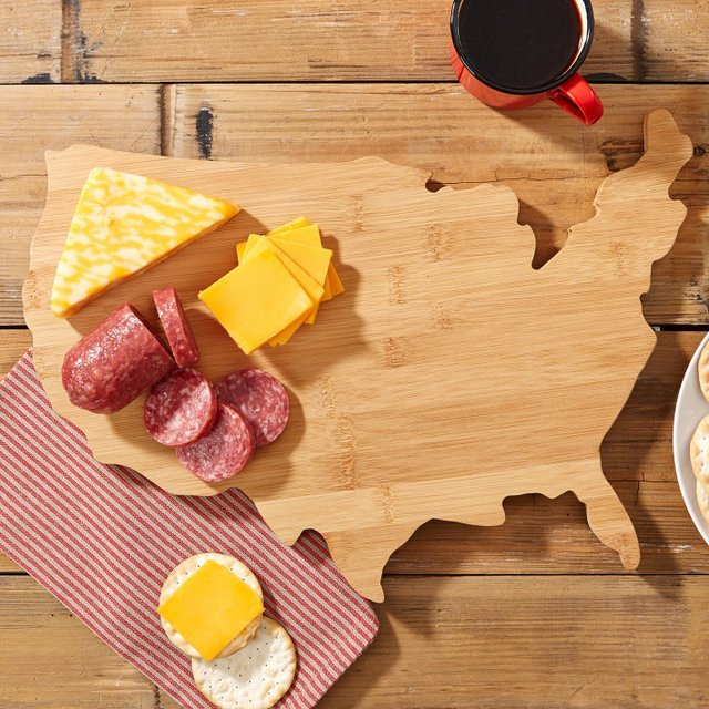 United States Cutting Board