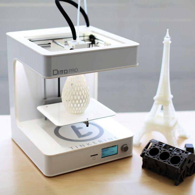 Ditto Pro 3D Printer