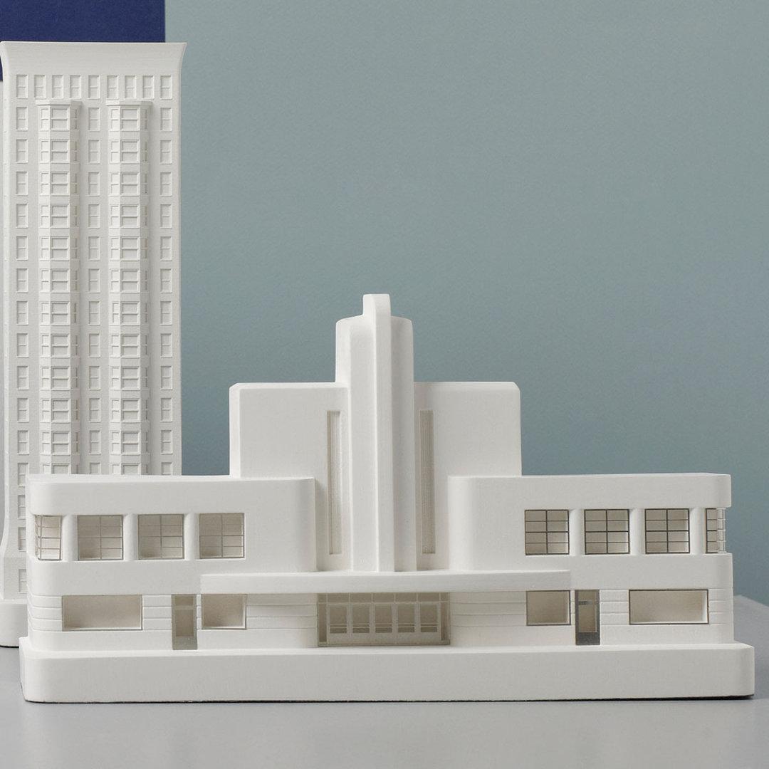 Greyhound Terminal Architectural Sculpture