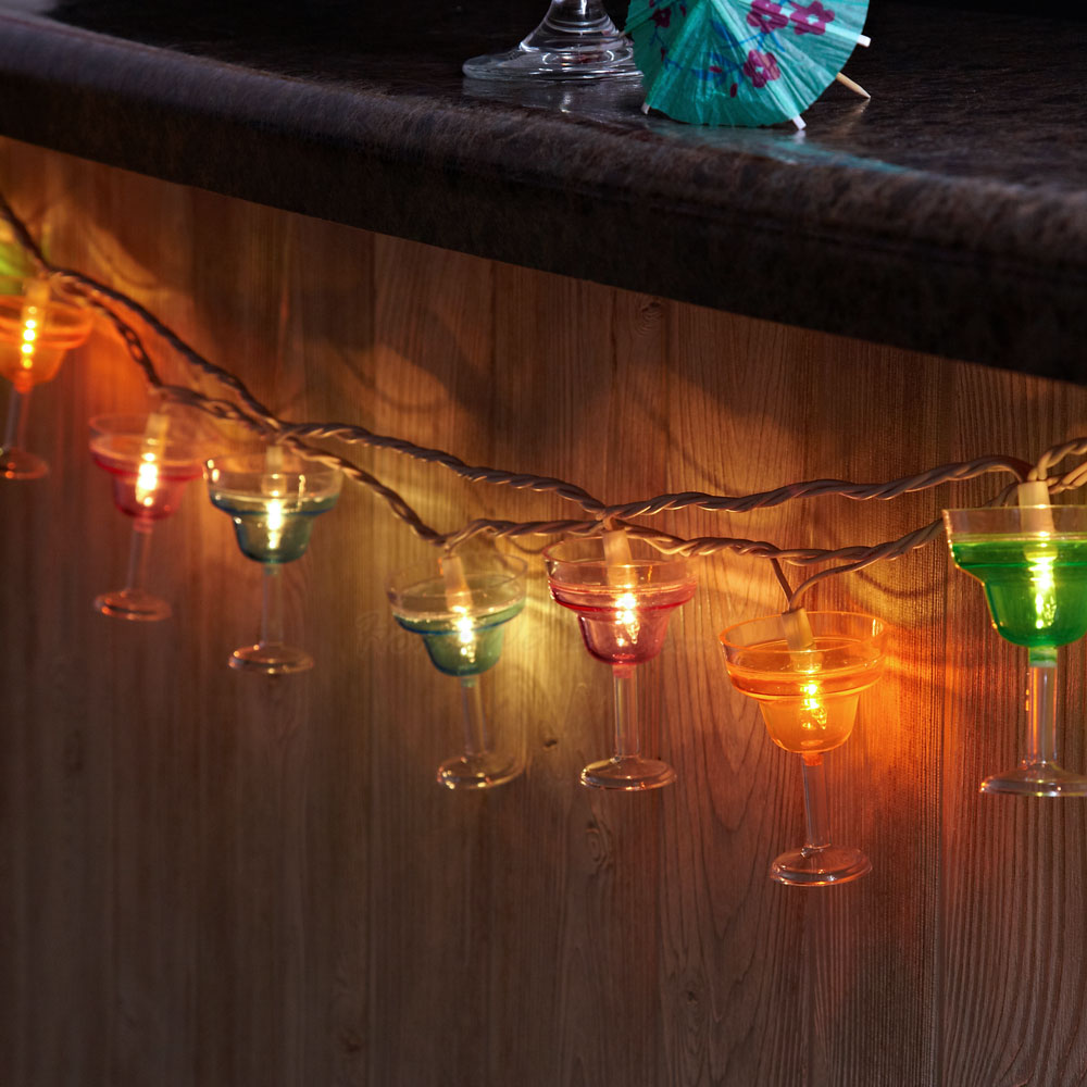 Margarita Party String Lights