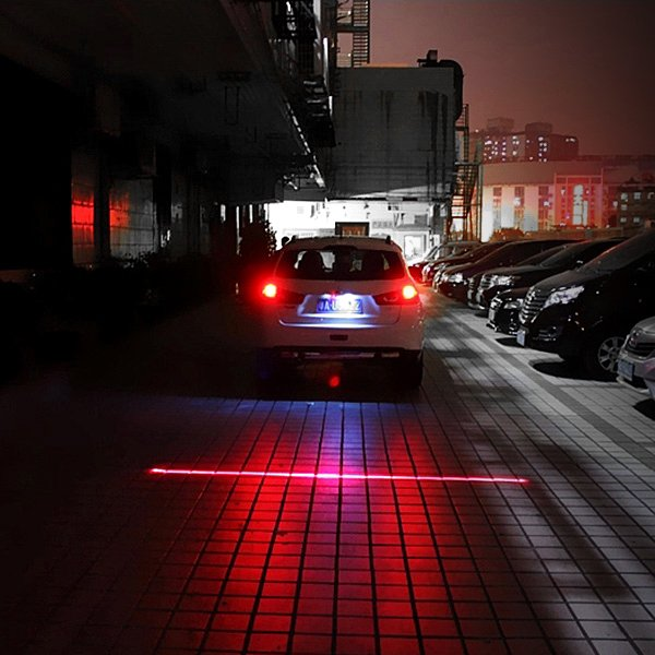 Anti Collision Rear-End Car Laser Fog Lamp