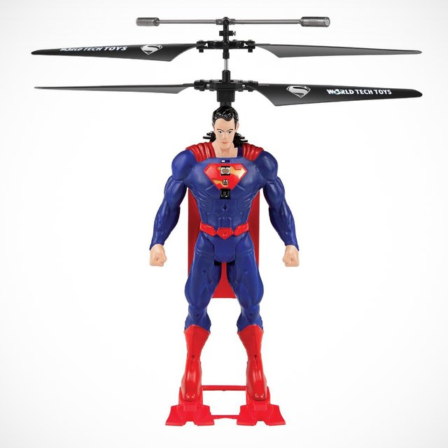 DC Comics Licensed RC Helicopter by World Tech Toys