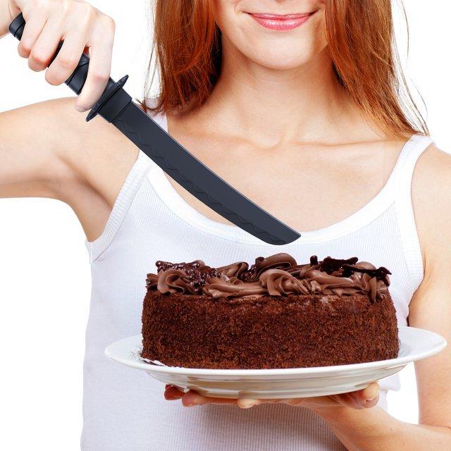 Samurai Cake Knife