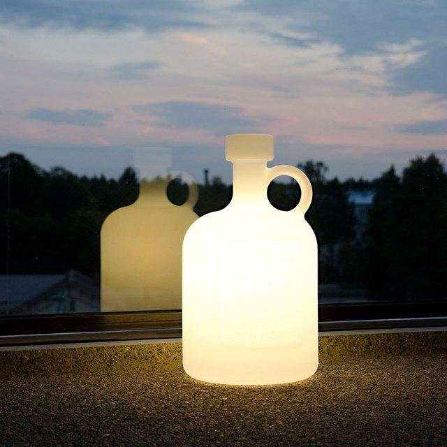 The 13-inch Berks Lamp