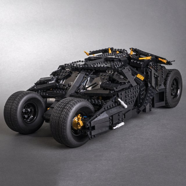 Lego Dark Knight Tumbler