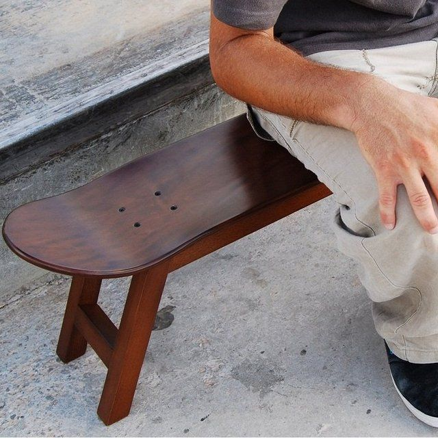 Nollie Flip Stool by Skate-Home
