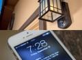 Kuna Smart Camera Outdoor Light