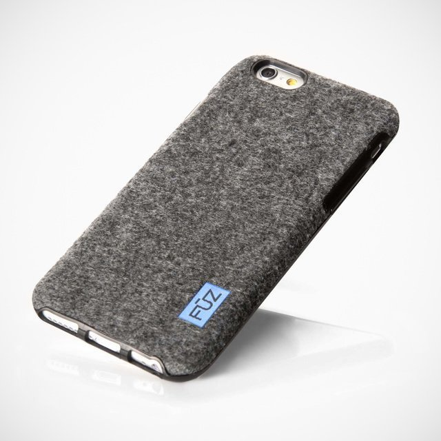Felt iPhone 6 and 6 Plus Case by FUZ
