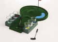 Golf Shot Glass Party Drinking Game