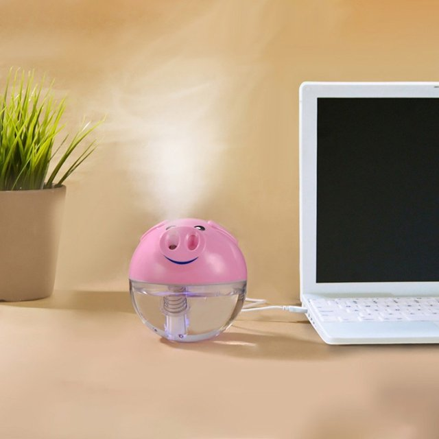 Mini USB Pig Humidifier