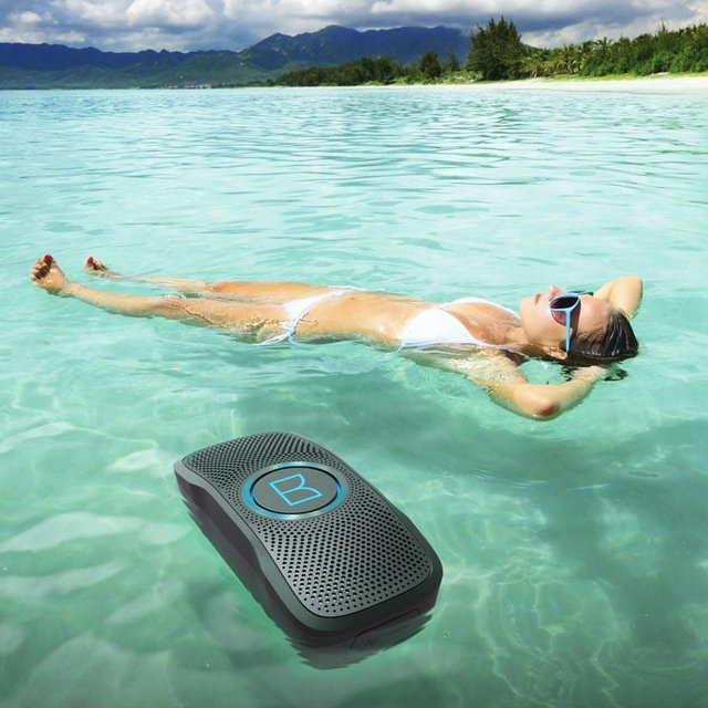 Monster Backfloat Bluetooth Speaker