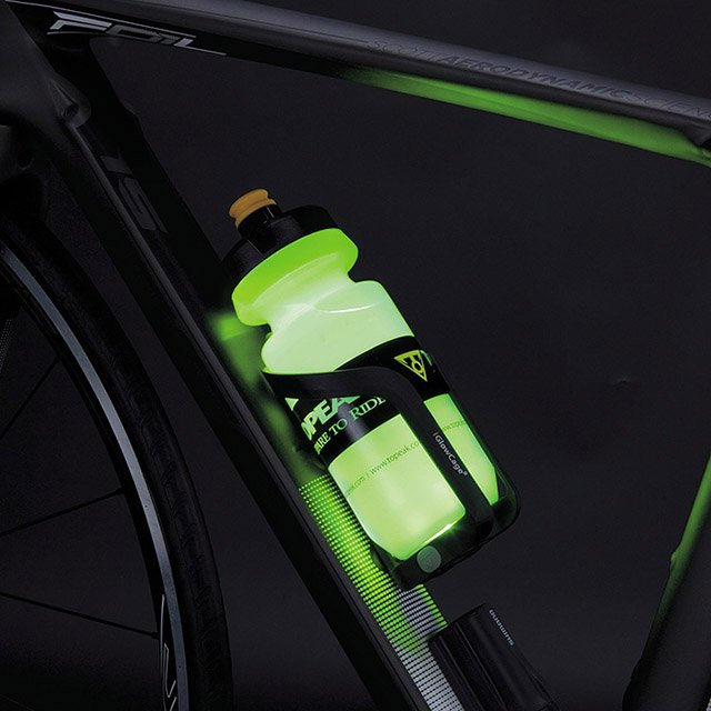 iGlowCageB Water Bottle by Topeak